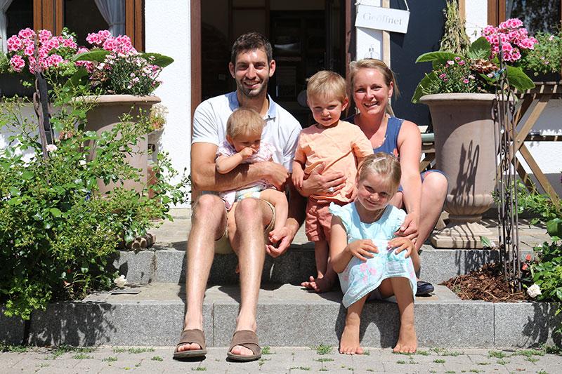 Doislhof - Familie Fürmetz